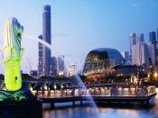 싱가폴 관광지