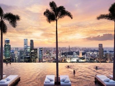 [싱가포르 2박 + 마리나베이샌즈 1박] 싱가포르 자유여행