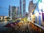 싱가폴 클락키