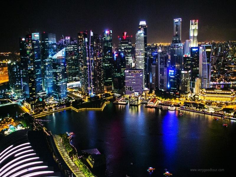 식도락의 기쁨, 미식의 도시 싱가포르
