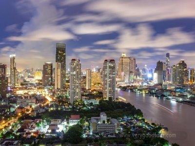 [방콕/아유타야]_곳곳에 시선이 머무는 과거와 현재가 공존하는 도시 방콕 5일
