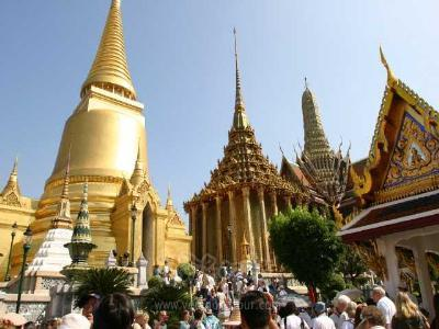 ■ 특급호텔투숙에 방콕 왕궁과 에메랄드사원이 포함된 매력만점 상품