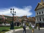 방콕 왕궁 에메랄드 사원