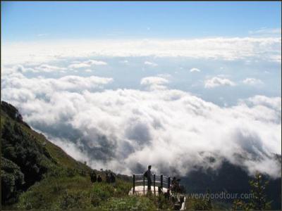 [치앙마이5일/6일]_[노팁&노쇼핑&노옵션]_치앙마이+도이인타논+룽아룬온천