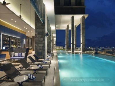 [방콕/파타야5일][신규특급호텔 씨뷰룸 + 낭만 요트투어] 나이트 시푸드 뷔페 + 열대과일 포함_티웨이항공