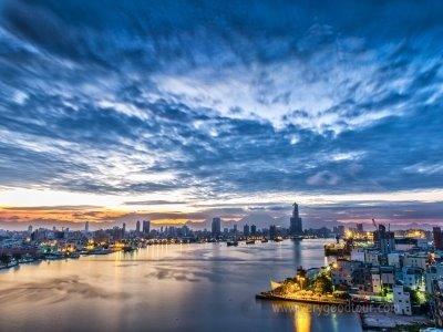 [미항(美港)_아름다운 항구도시]_대만 남부 가오슝 일주 3일/4일 + 여유로운 휴양도시 컨딩