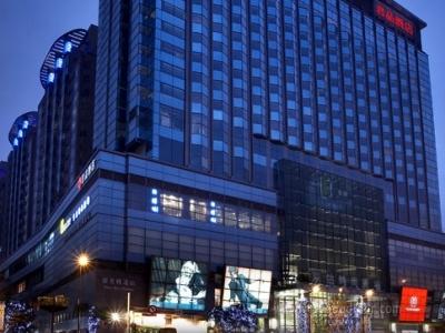 [대만 자유여행] ■타이페이 메인역 Q스퀘어건물■ PALAIS DE CHINE 호텔