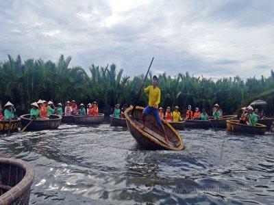 ■ 바나산국립공원 + 투본강투어