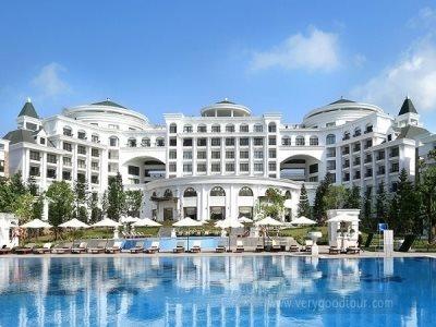 [하노이_하롱베이_빈펄리조트][마음은 여유롭게, 호텔은 편안하게]하롱베이 빈펄 리조트+$180상당 옵션 포함 5일