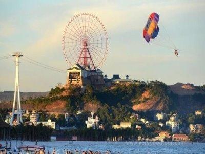 하롱테마파크+롯데센터 하노이 등 알차게 하노이 관광할수있는코스, 오전오후 다양하게 출발가능.