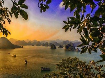 전 일정 특급 호텔, 닮은 듯 다른 두 나라, 두배의 재미를 느낄 수 있는 베트남+캄보디아 연계 4박 6일 상품
