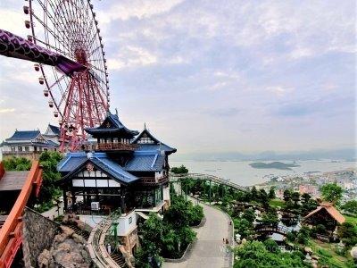 하롱베이 선상유람+하롱테마파크+롯데센터 하노이 등 알차게 하노이 관광할수있는코스, 오전오후 다양하게 출발가능