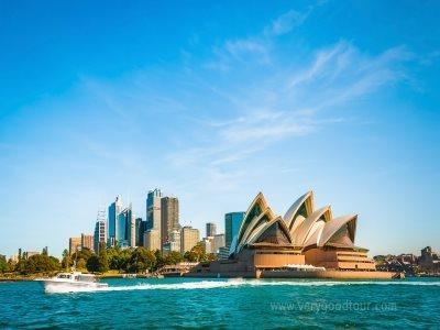호주 시드니 BEST 6일