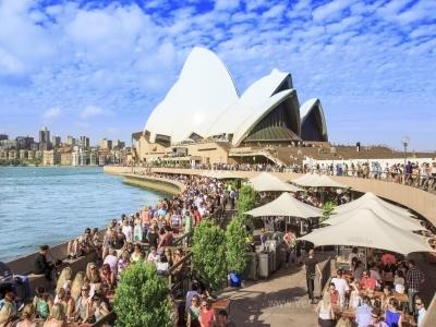 [3色 완벽한 호주] 호주(시드니) + 블루마운틴(궤도열차+케이블카)/포트스테판 6일