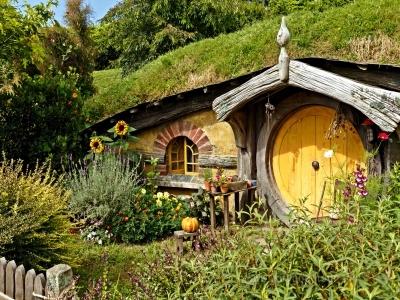 ■ 비교 포인트-호비튼 영화마을 방문! 누구나 알차게 즐길 수 있는 뉴질랜드 여행