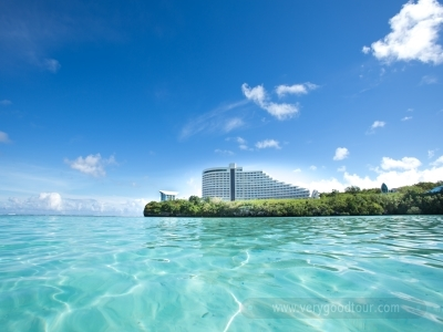 [괌 닛코 호텔] 에메랄드 빛 바다경관을 만끽하는 자유여행 3박4일_오전출발