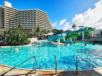 매일 호텔식 2회(오션그릴BBQ 포함)/고품격 부대시설과 레스토랑/아시아나,제주,티웨이항공