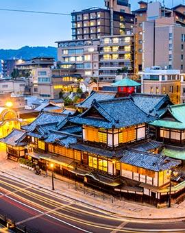 일본 소도시 자유여행 떠나기
