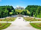 쇤브룬 궁전과 정원