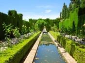 헤네랄리페 정원