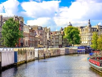 [한 나라만 느긋하게] 네덜란드 일주 7일 #반고흐미술관/오르골뮤지엄