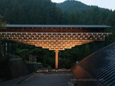 구마겐고가 건축한 유스하라, 전 일정 온천호텔 (가이세키&유카타), 휴대폰 무선 충전기 제공