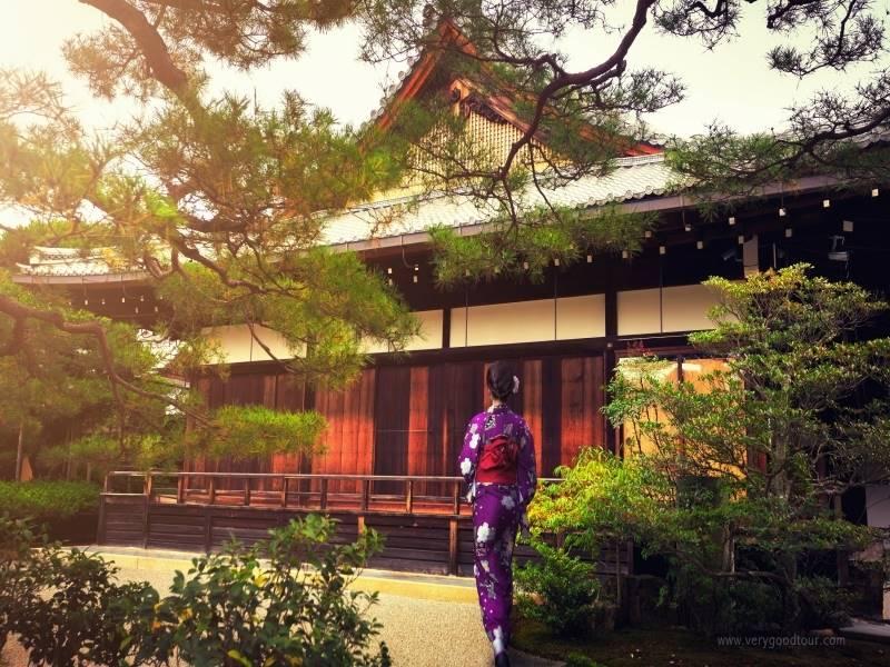 오사카에서 큐슈까지. 두도시 이야기