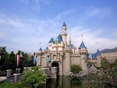 노쇼핑, 홍콩 디즈니랜드 자유이용권+편도 픽업, 전일 자유시간, 특급호텔 투숙