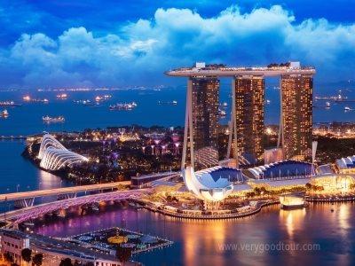 [마리나베이샌즈 1박] 싱가포르 5일 #노팁/노쇼핑/노옵션/루지/리버보트