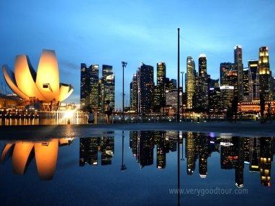 [마리나베이샌즈 2박] 싱가포르 5일 #칠리크랩/1일 자유