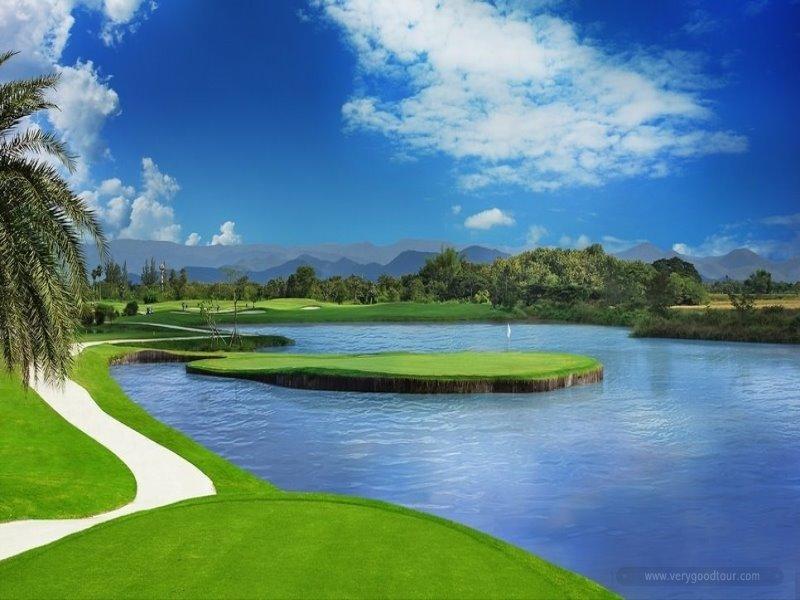 골프의 천국인 치앙마이로 떠나보자
