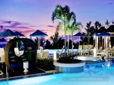 모던하고 현대적인 분위기의 호텔, 라센느 호텔 뷔페식 포함, 투몬 시내 위치한 훌륭한 접근성